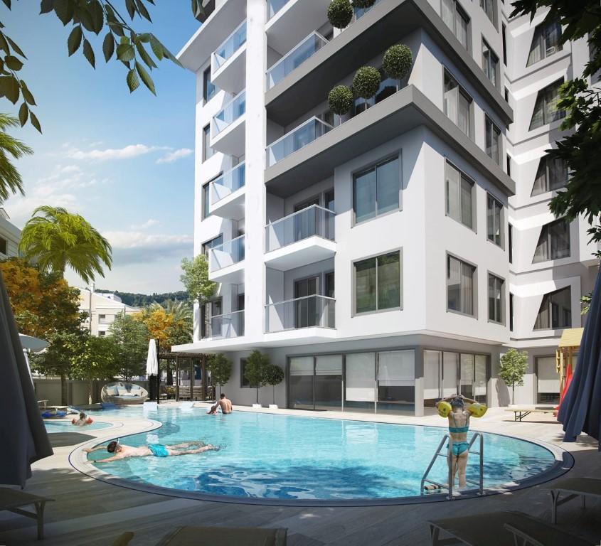 Апартаменты в центре Алании по ценам от застройщика - Фото 11