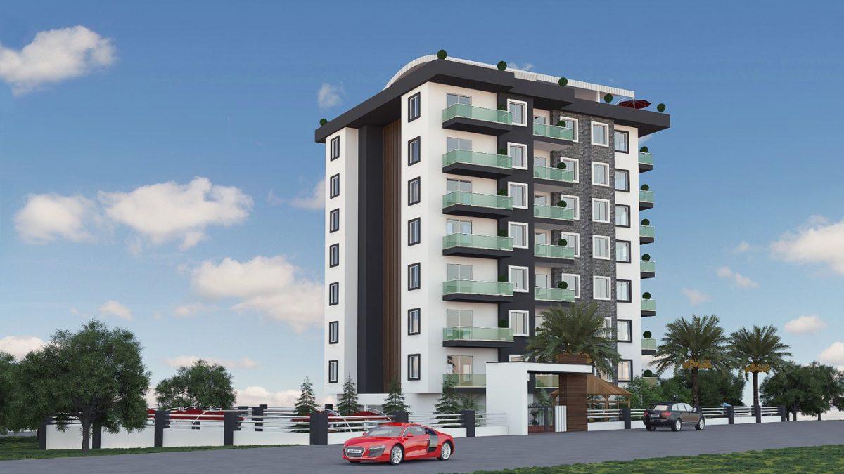 Последняя квартира в строящемся комплексе от застройщика в Авсалларе - Фото 1