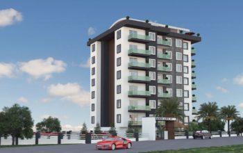 Последняя квартира в строящемся комплексе от застройщика в Авсалларе