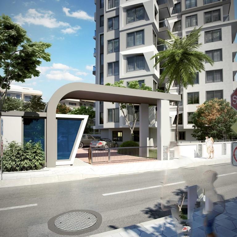 Апартаменты в центре Алании по ценам от застройщика - Фото 10
