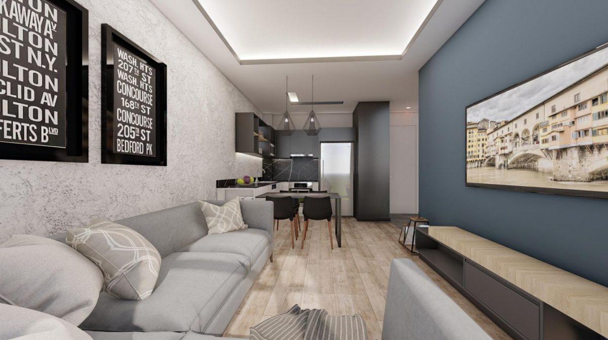 Жилой комплекс класса люкс в курортном районе Махмутлар  - Фото 11