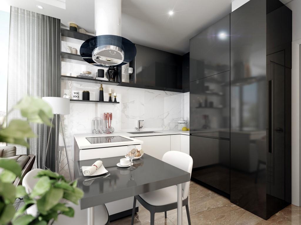 Новый жилой комплекс премиум-класса в районе Авсаллар  - Фото 21