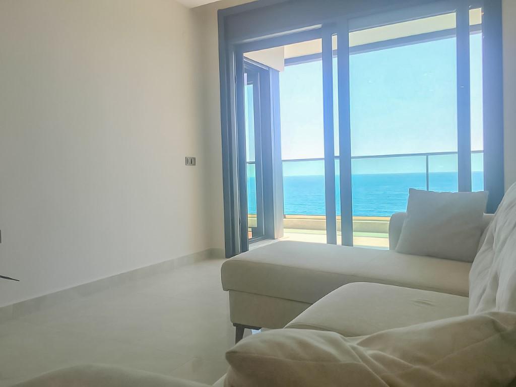 Апартаменты на первой линии в Махмутларе с панорамным видом на море - Фото 21