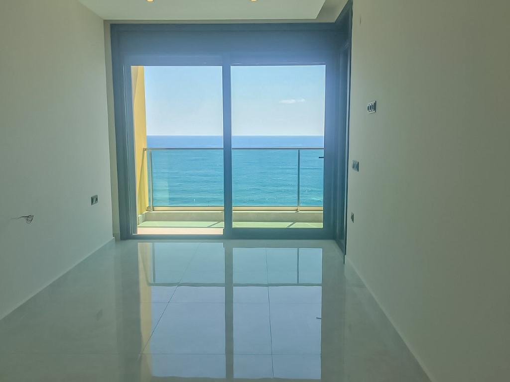 Апартаменты на первой линии в Махмутларе с панорамным видом на море - Фото 22