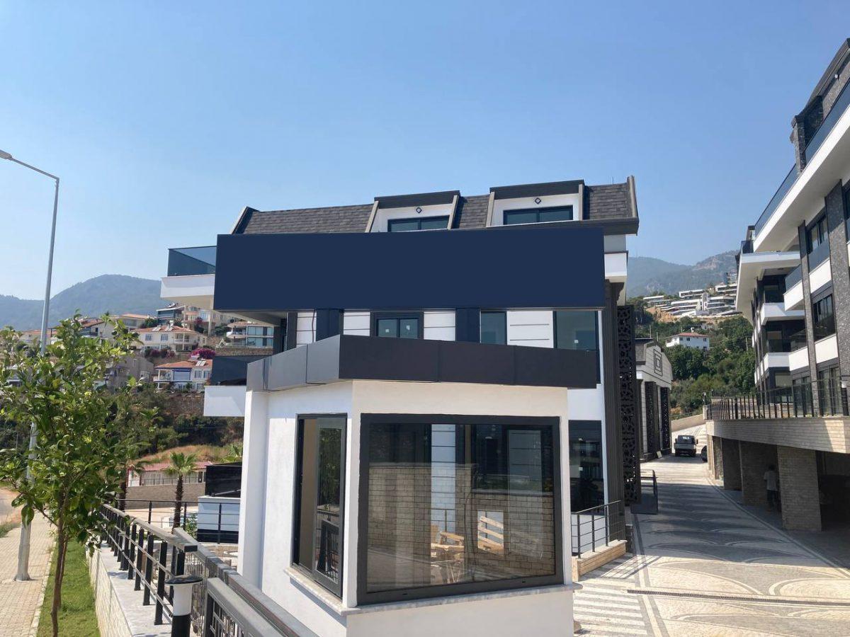 Новый малоэтажный жилой комплекс в районе Бекташ - Фото 4