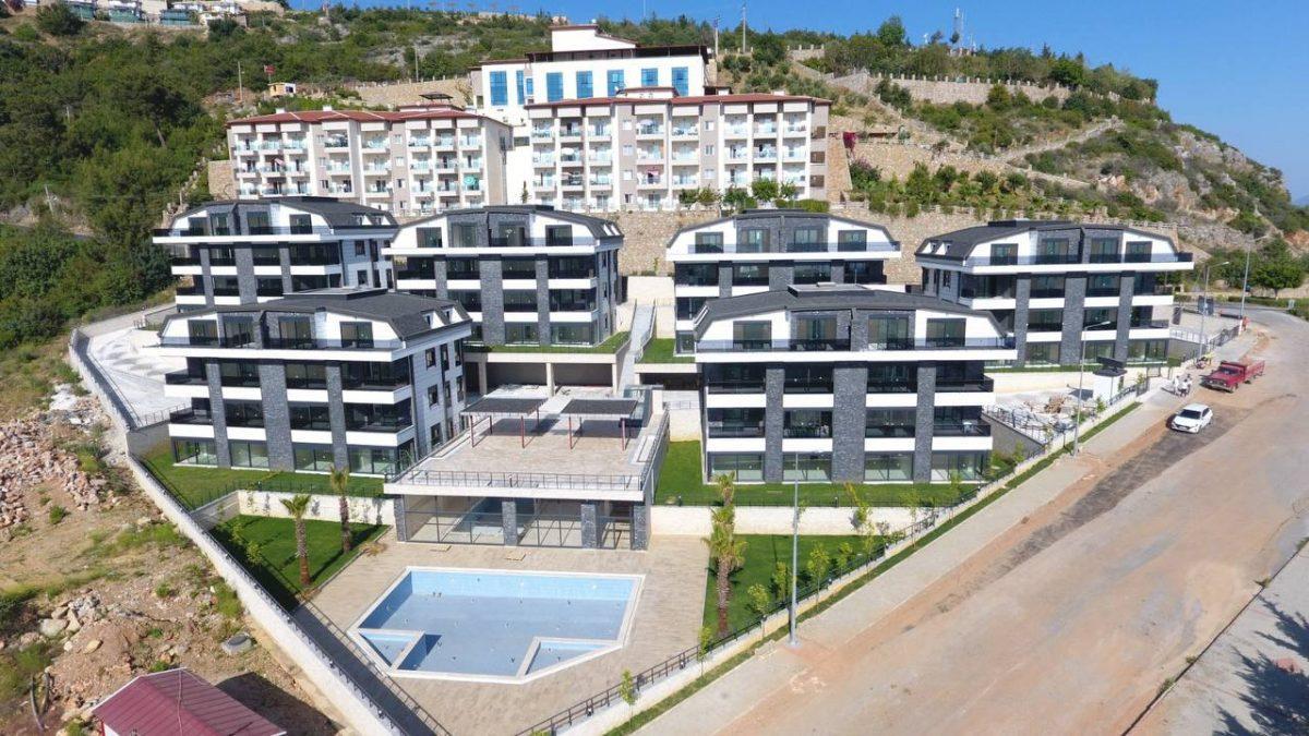 Новый малоэтажный жилой комплекс в районе Бекташ - Фото 1