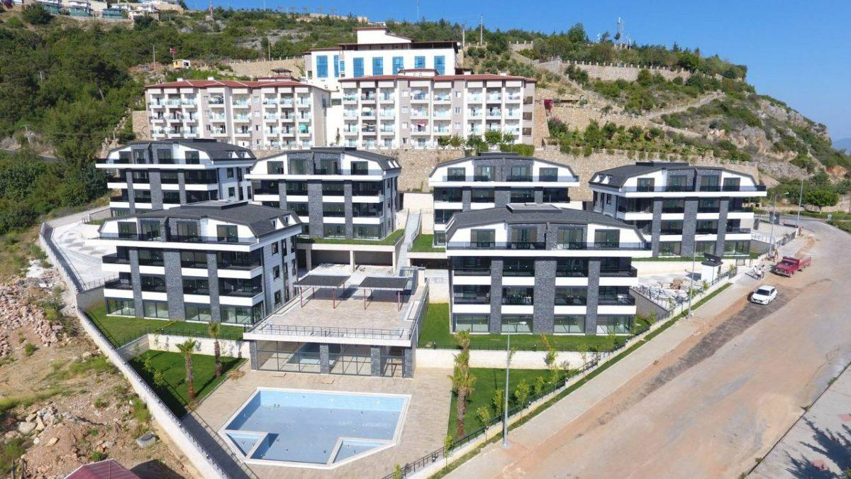 Новый малоэтажный жилой комплекс в районе Бекташ - Фото 2