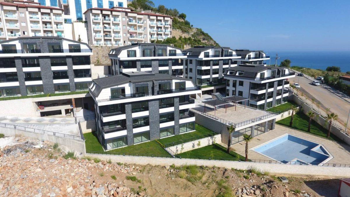 Новый малоэтажный жилой комплекс в районе Бекташ - Фото 3