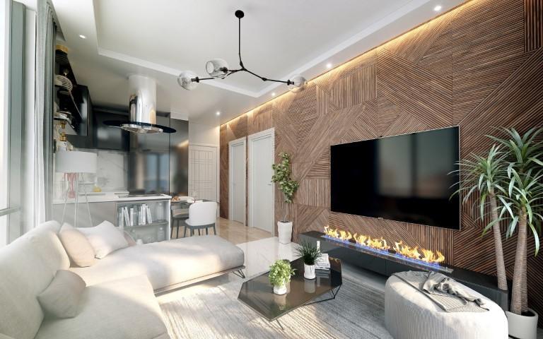 Новый жилой комплекс премиум-класса в районе Авсаллар  - Фото 20