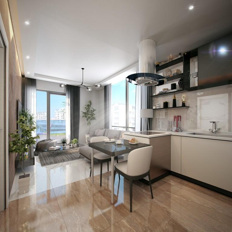 Новый жилой комплекс премиум-класса в районе Авсаллар  - Фото 19