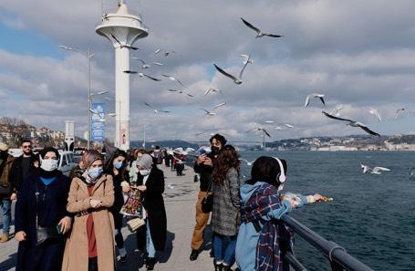 Снижается влияние пандемии на продажи домов в Турции