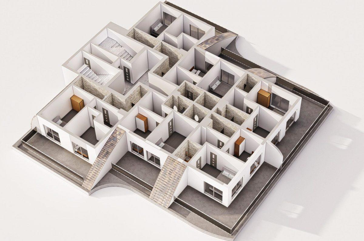 Квартиры в современном комплексе в зеленом районе Махмутлара - Фото 26