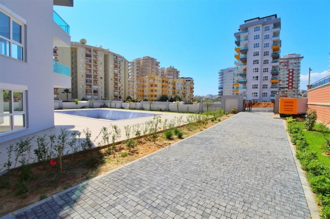 Просторные меблированные апартаменты в Махмутларе - Фото 7