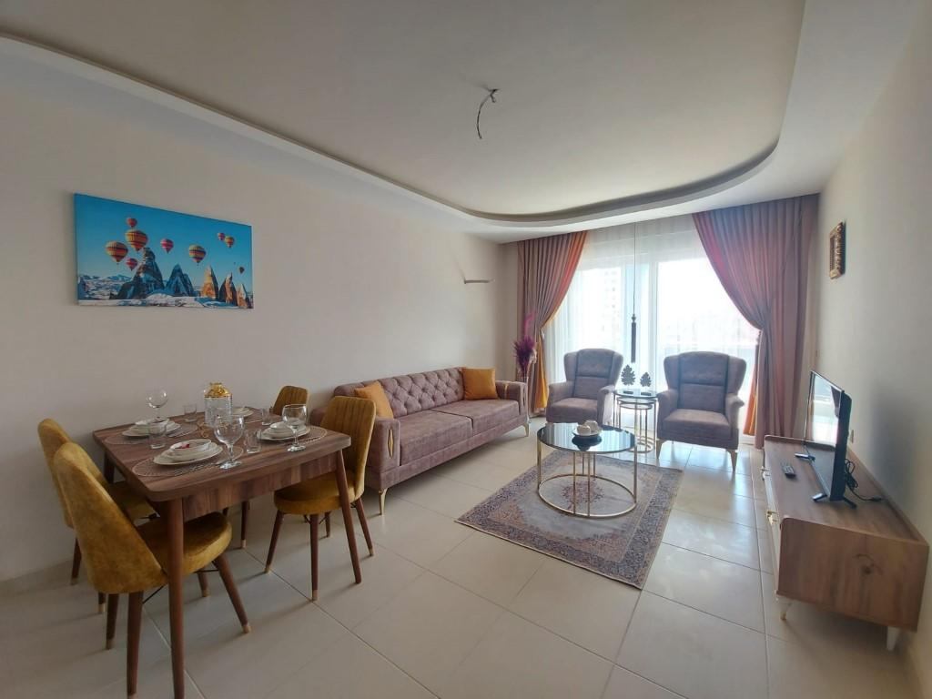 Меблированные апартаменты в центре Махмутлара - Фото 7