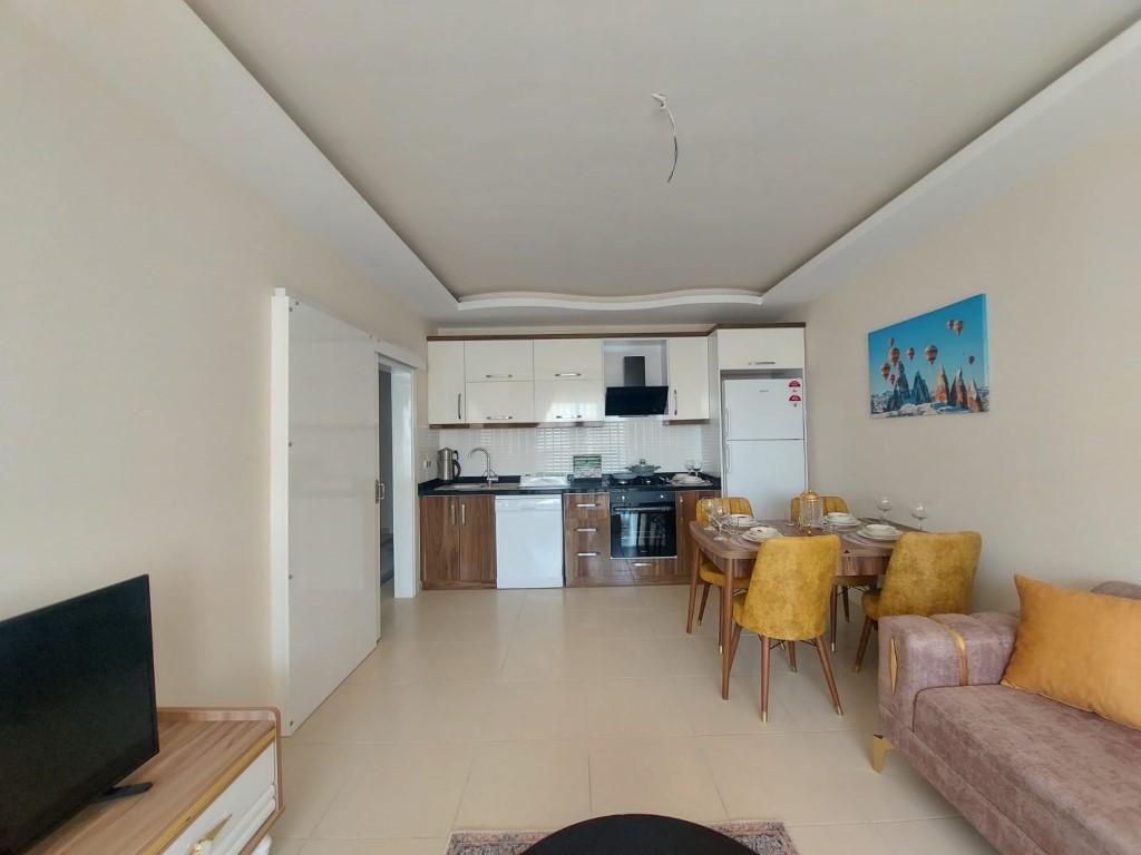 Меблированные апартаменты в центре Махмутлара - Фото 6