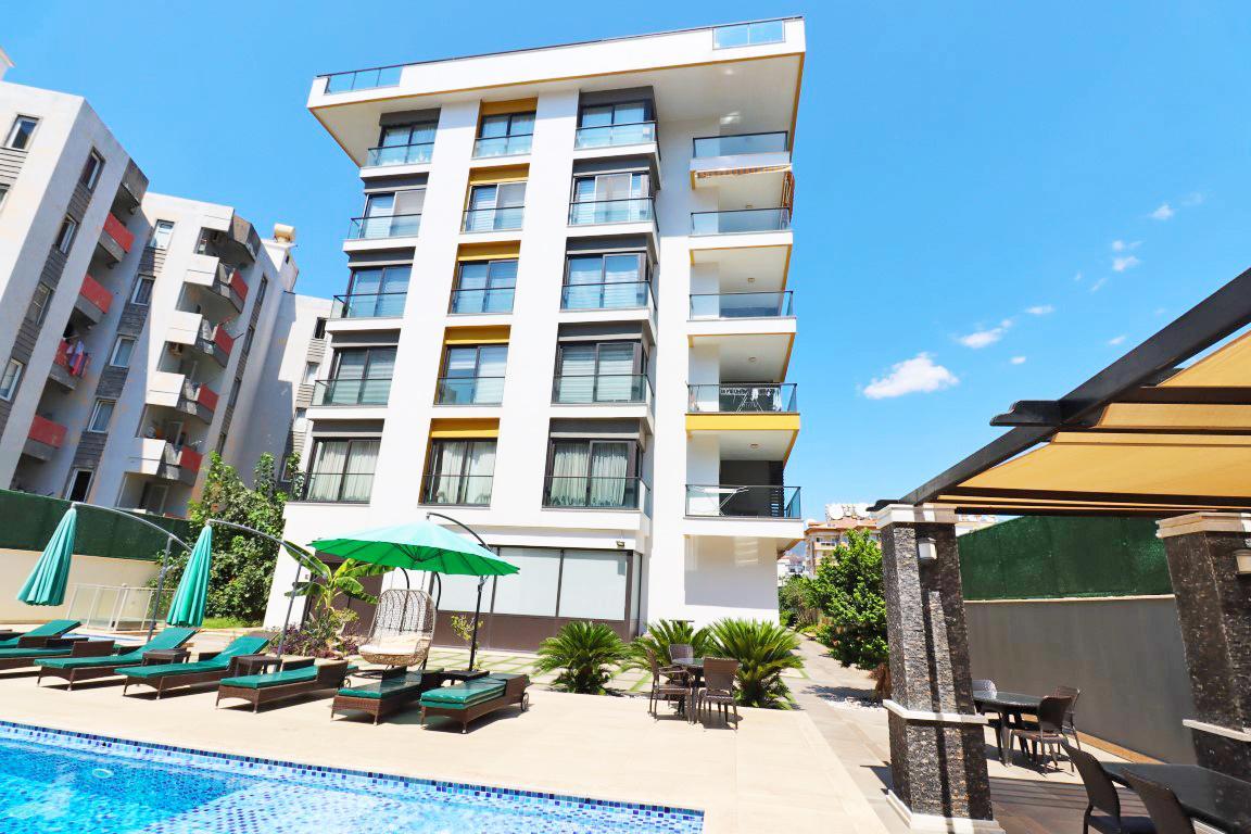Меблированная квартира в центре района Оба - Фото 1