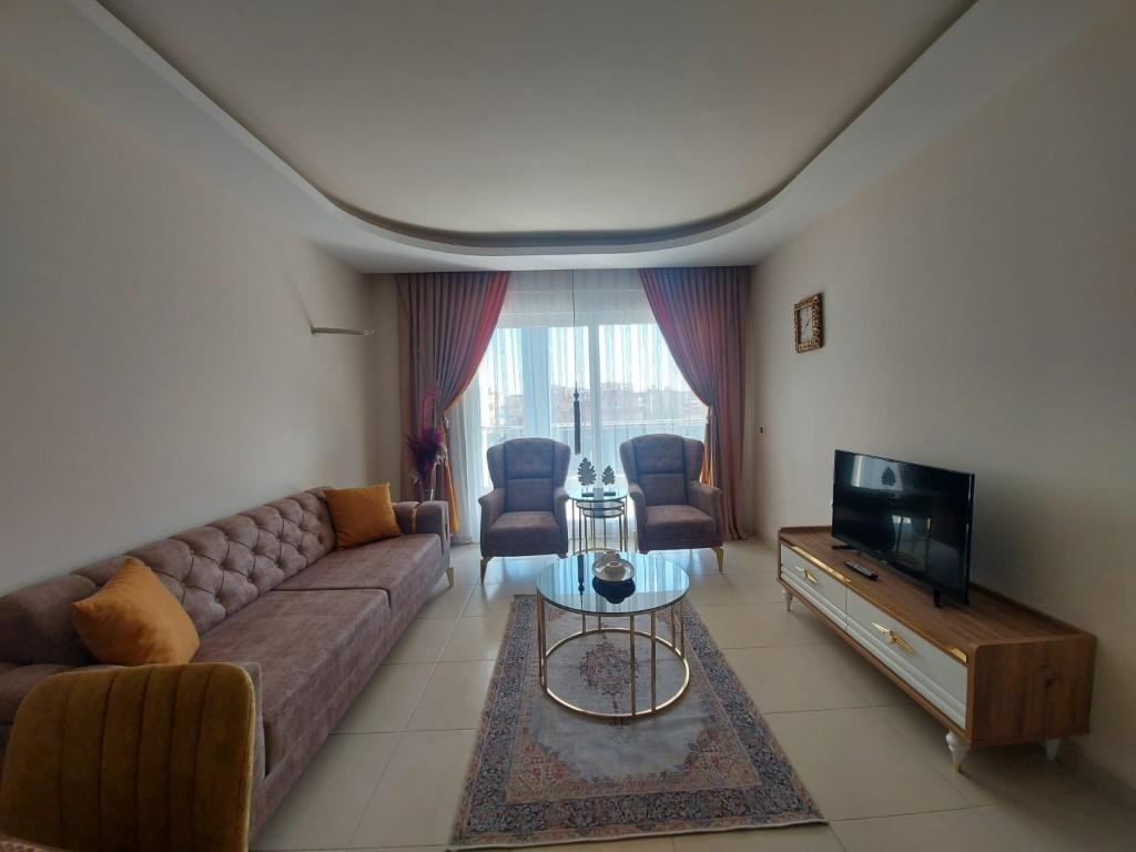 Меблированные апартаменты в центре Махмутлара - Фото 8