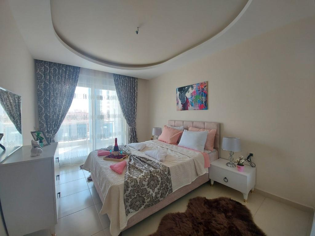 Меблированные апартаменты в центре Махмутлара - Фото 9