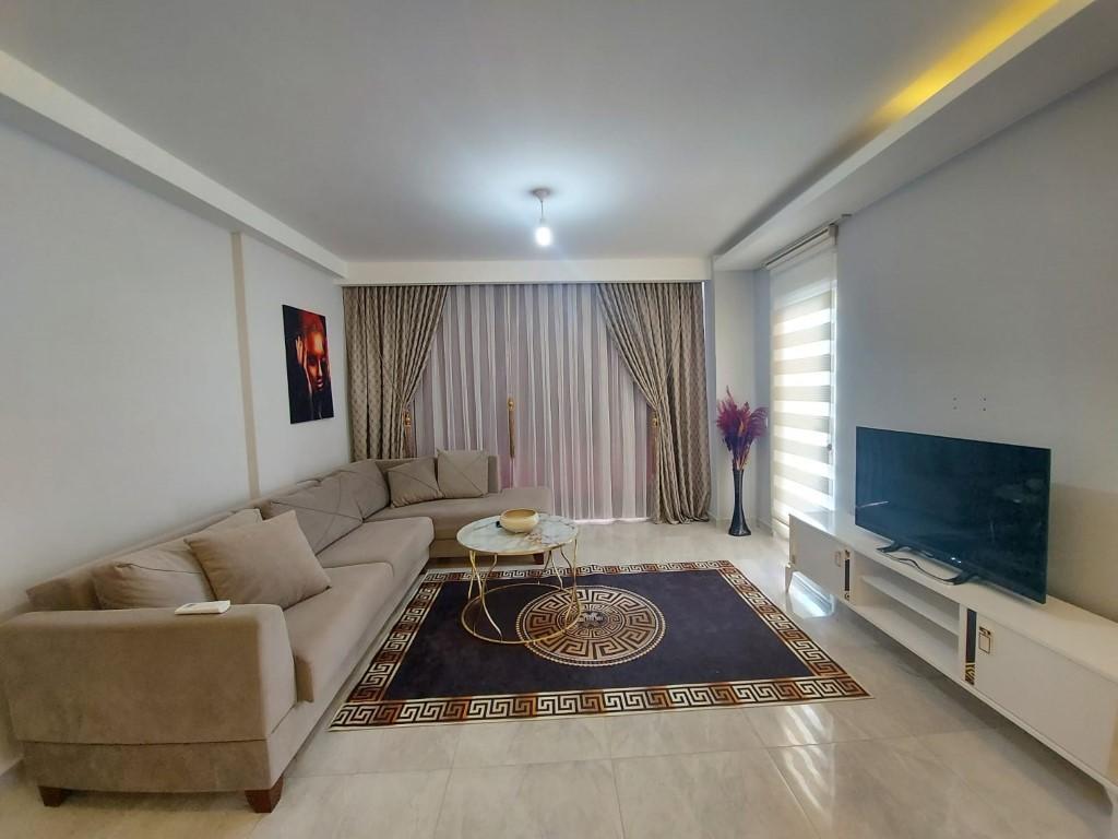 Просторные меблированные апартаменты в Махмутларе - Фото 11