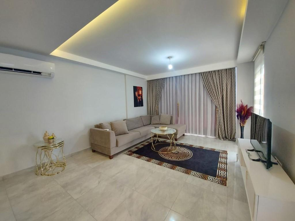 Просторные меблированные апартаменты в Махмутларе - Фото 12