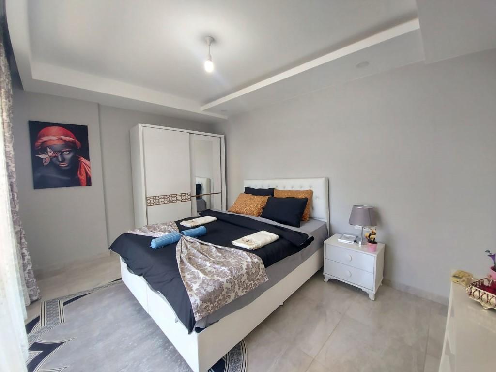 Просторные меблированные апартаменты в Махмутларе - Фото 13