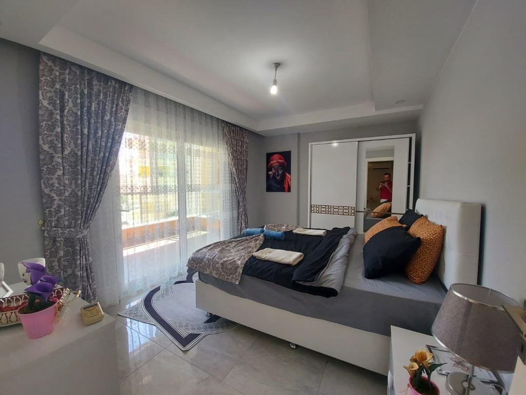 Просторные меблированные апартаменты в Махмутларе - Фото 15