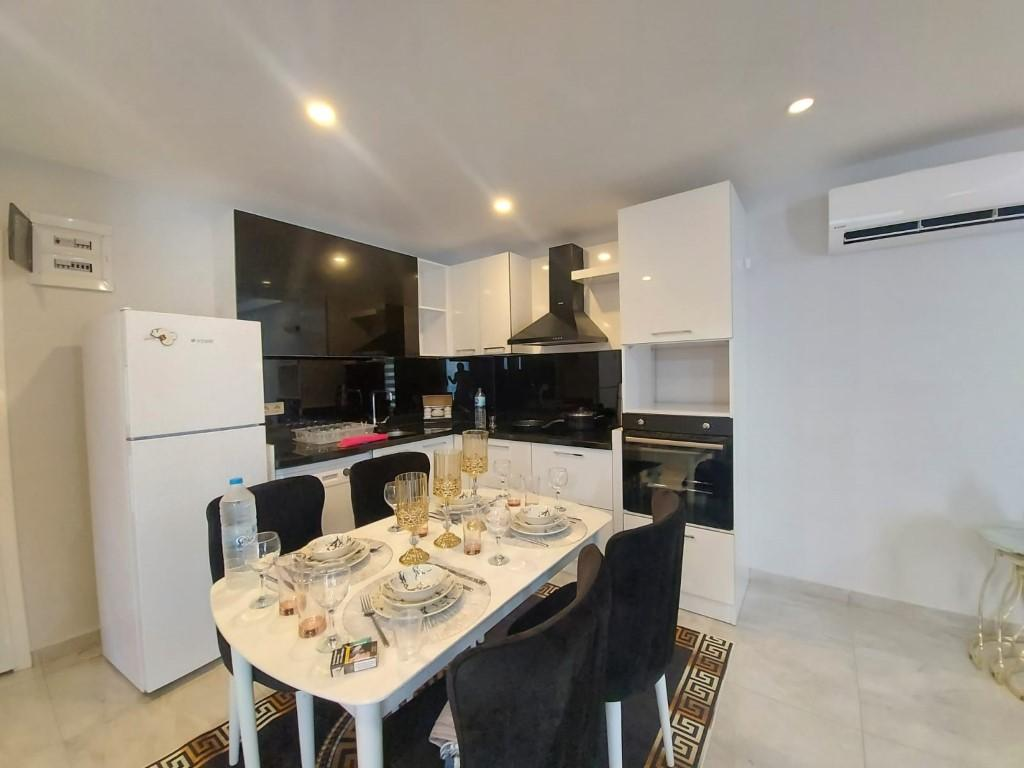 Просторные меблированные апартаменты в Махмутларе - Фото 9