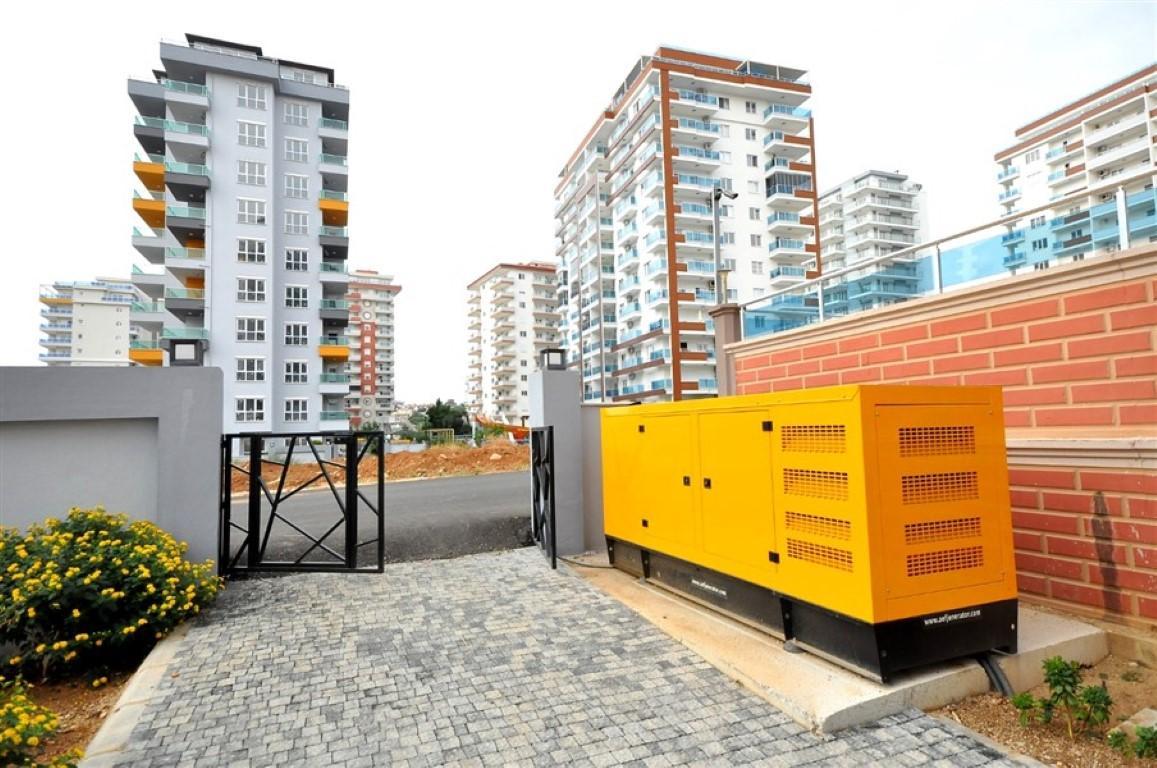 Просторные меблированные апартаменты в Махмутларе - Фото 21