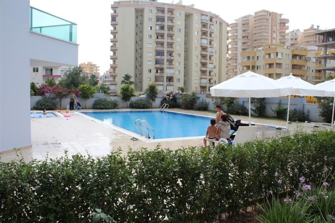 Просторные меблированные апартаменты в Махмутларе - Фото 5