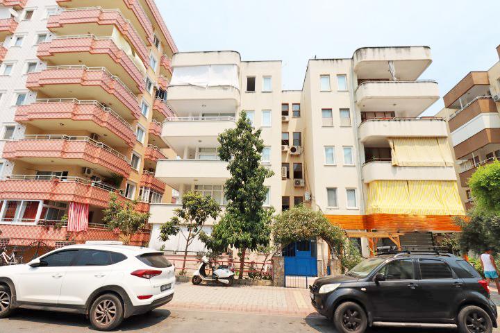 Недорогая трехкомнатная квартира в Махмутларе - Фото 1