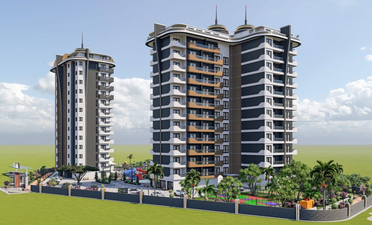 Новый бюджетный комплекс в Махмутларе - Фото 10