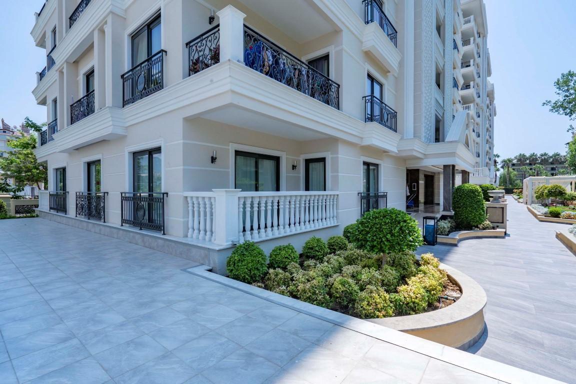 Меблированная квартира в роскошном комплексе в центре Аланьи - Фото 4