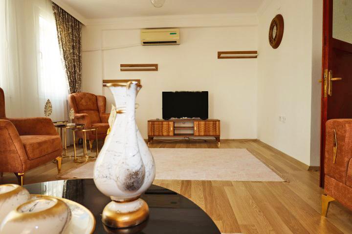 Недорогая трехкомнатная квартира в Махмутларе - Фото 7