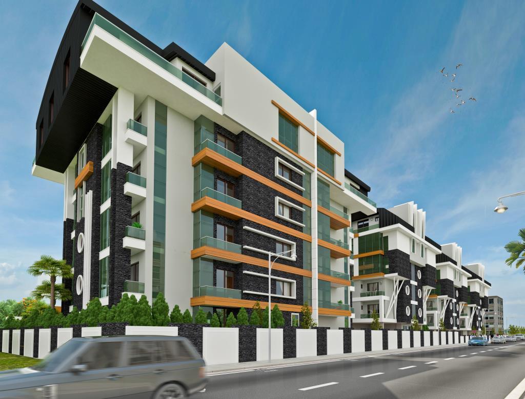 Квартиры в современном элитном комплексе в районе Оба - Фото 10