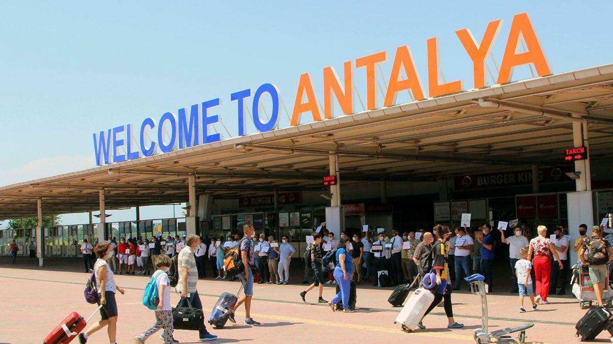 В Турции отметили резкий рост количества туристов
