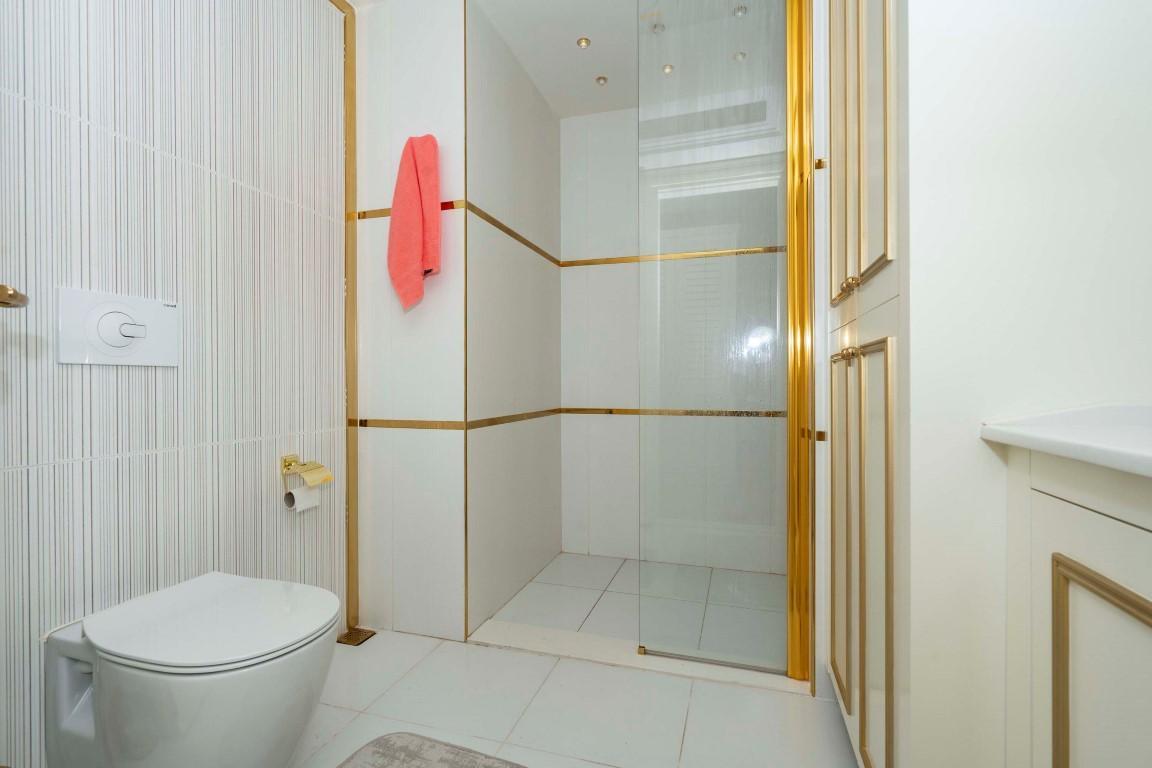 Меблированная квартира в роскошном комплексе в центре Аланьи - Фото 15