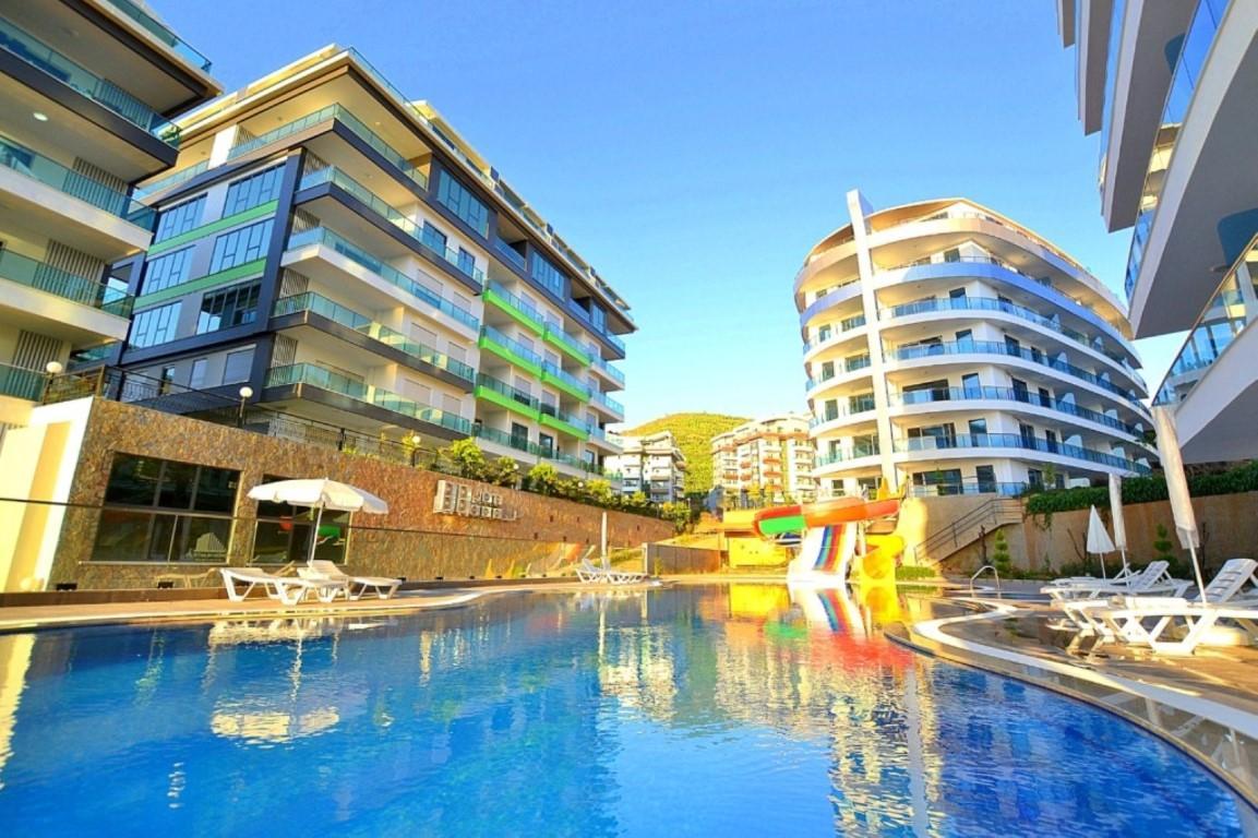Апартаменты в элитном комплексе в Каргыджаке - Фото 4