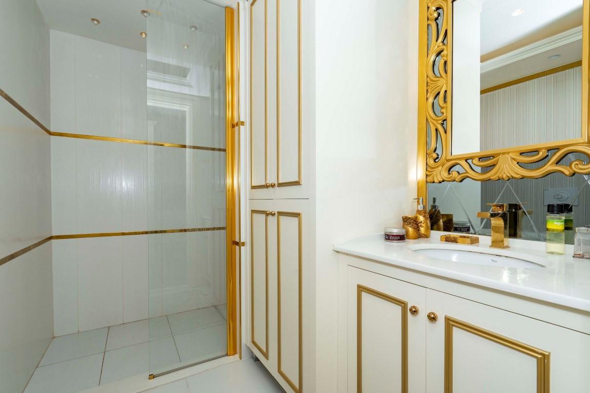 Меблированная квартира в роскошном комплексе в центре Аланьи - Фото 16
