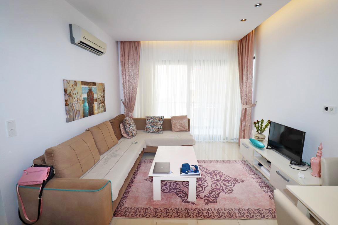 Меблированная квартира в центре района Оба - Фото 19