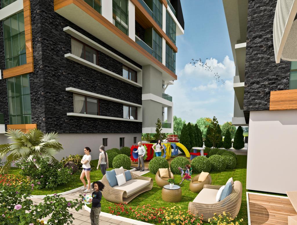 Квартиры в современном элитном комплексе в районе Оба - Фото 2