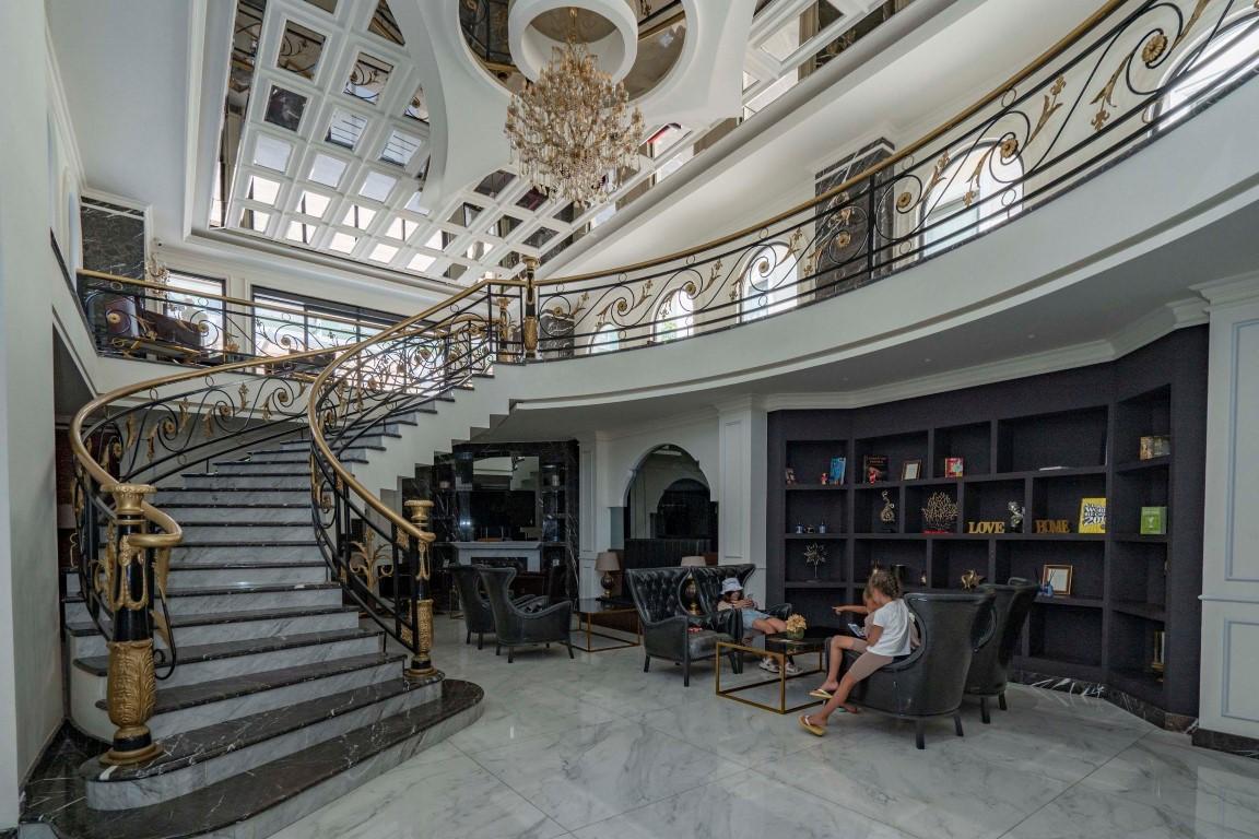 Меблированная квартира в роскошном комплексе в центре Аланьи - Фото 18