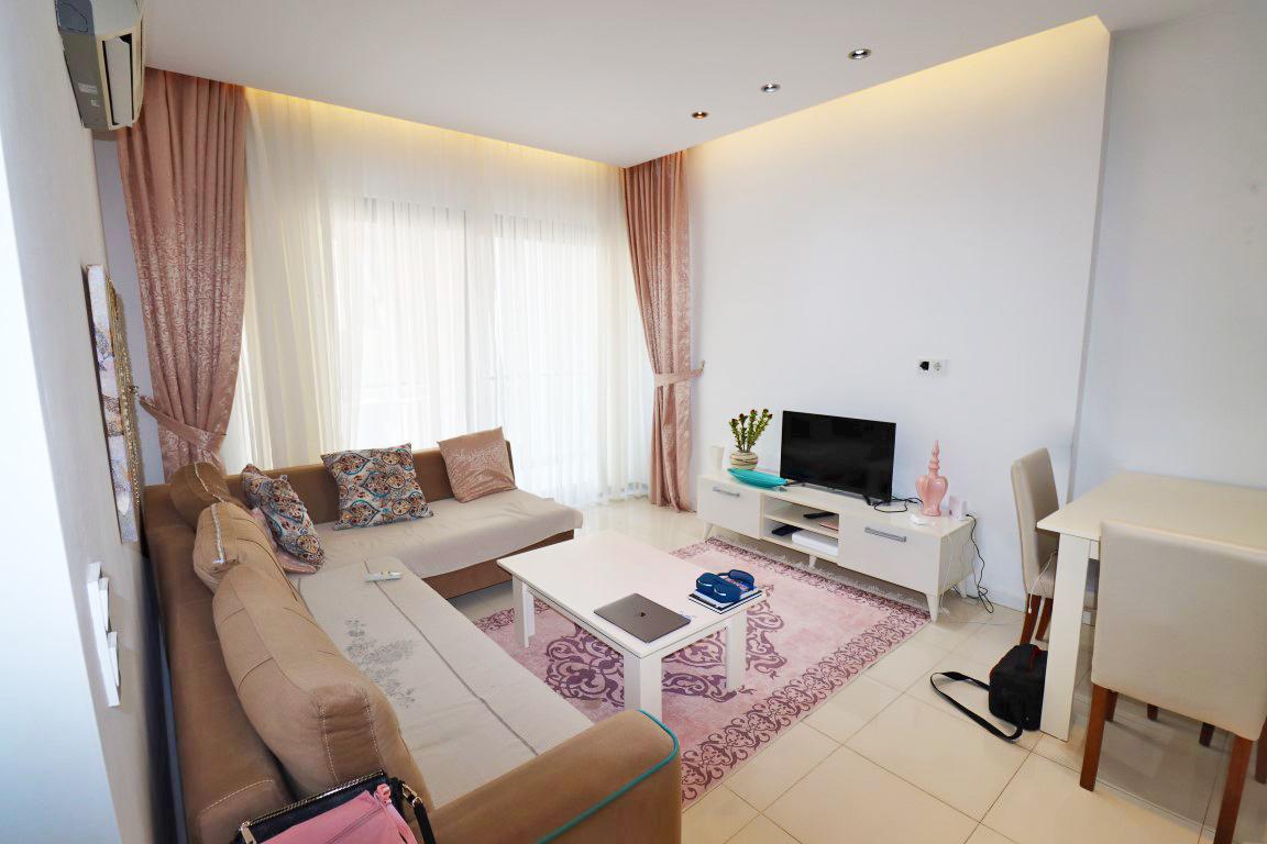 Меблированная квартира в центре района Оба - Фото 20