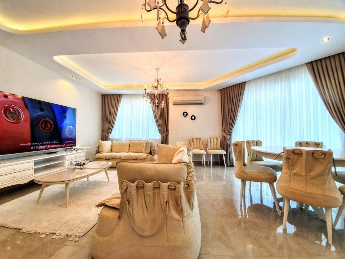 Меблированная квартира в современном комплексе - Фото 17
