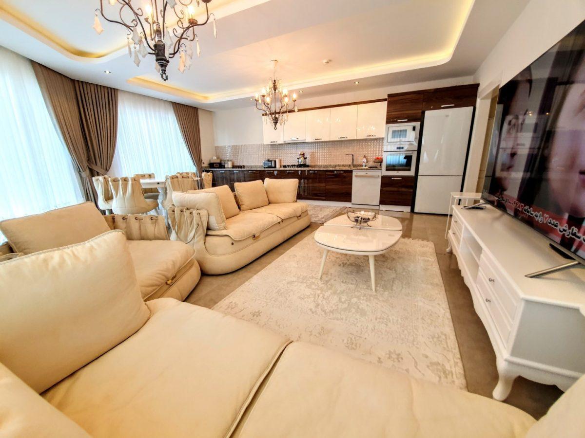 Меблированная квартира в современном комплексе - Фото 18