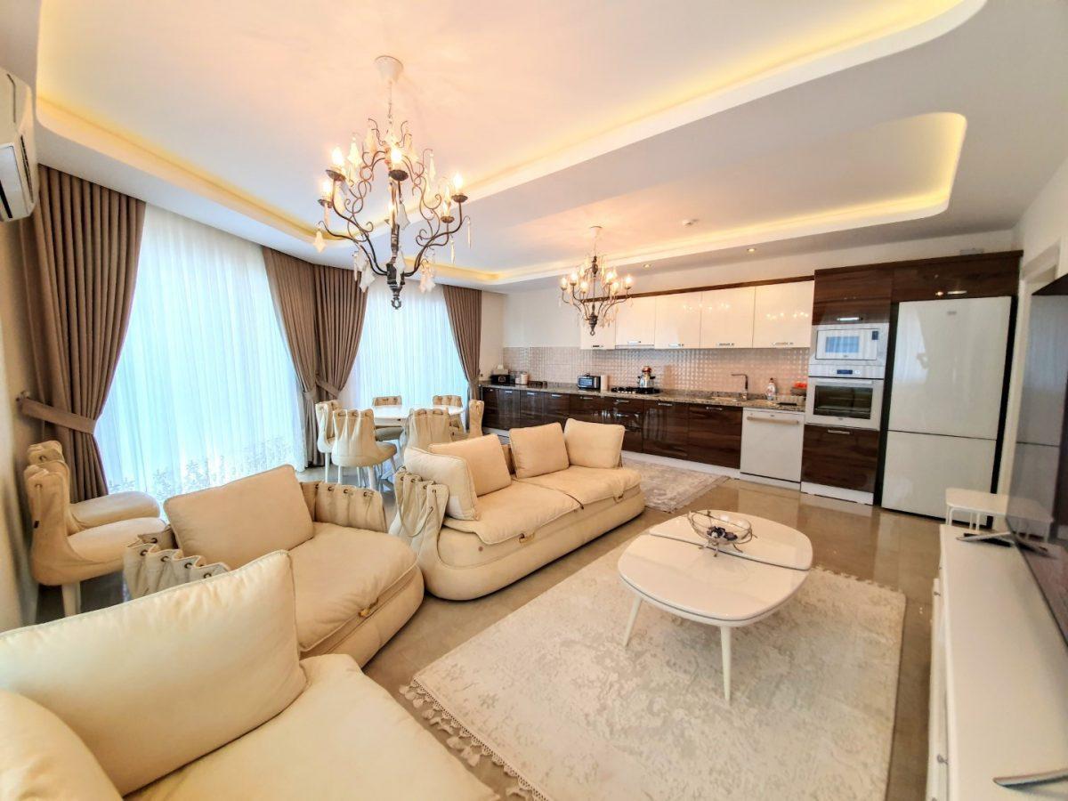 Меблированная квартира в современном комплексе - Фото 19