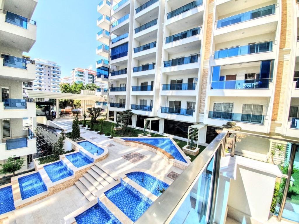 Люксовые апартаменты 2+1 в центре Махмутлара близко к морю - Фото 4