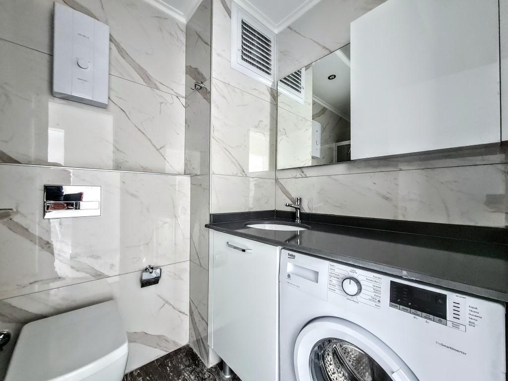 Уютная квартира 1+1 в хорошем комплексе в Каргыджаке - Фото 12