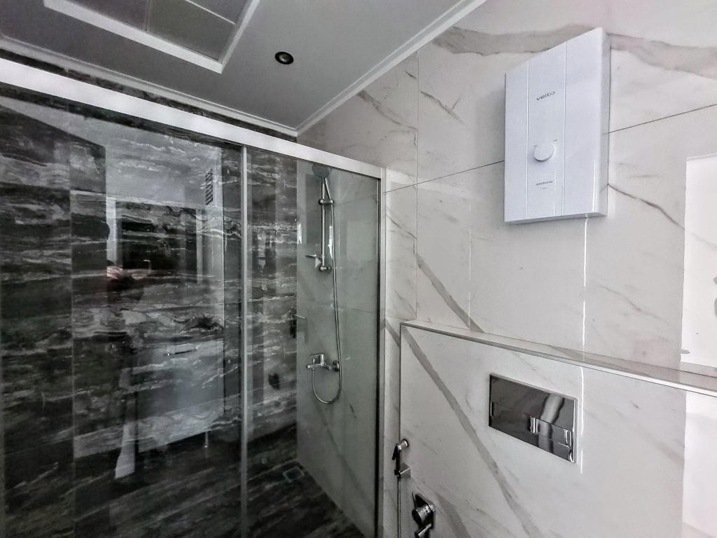 Уютная квартира 1+1 в хорошем комплексе в Каргыджаке - Фото 13