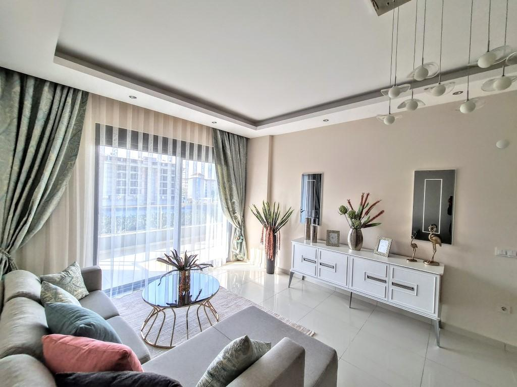 Уютная квартира 1+1 в хорошем комплексе в Каргыджаке - Фото 6