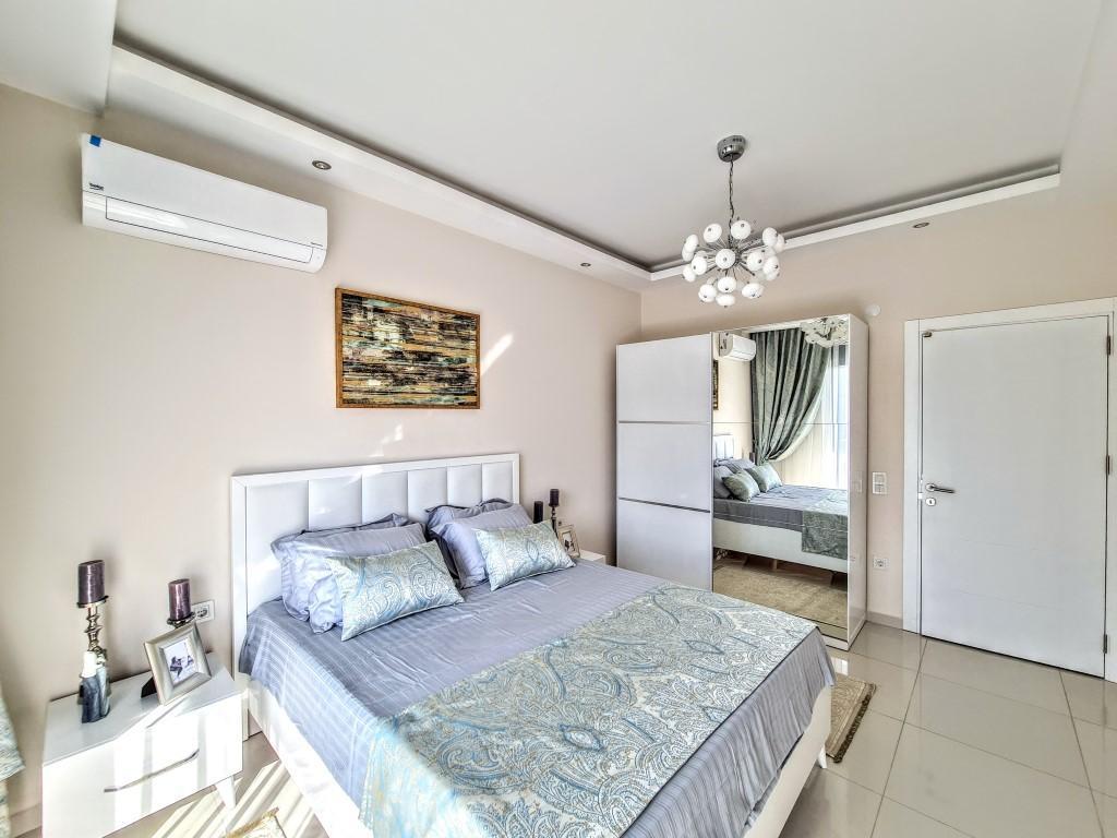 Уютная квартира 1+1 в хорошем комплексе в Каргыджаке - Фото 9